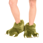Dino Giant Paw Slipper