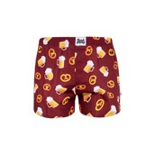 Good Mood Mens Loose Boxers - BEER