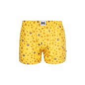 Good Mood Mens Loose Boxers - CHEESE