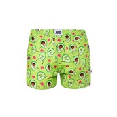 Good Mood Mens Loose Boxers - AVOCADO LOVE