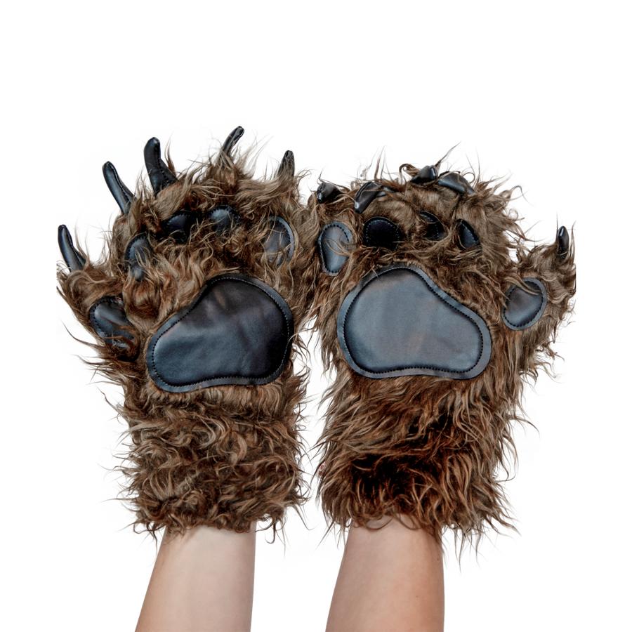 Bigfoot Paw Mitts