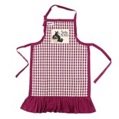 LazyOne Female Huckle-Berry Apron