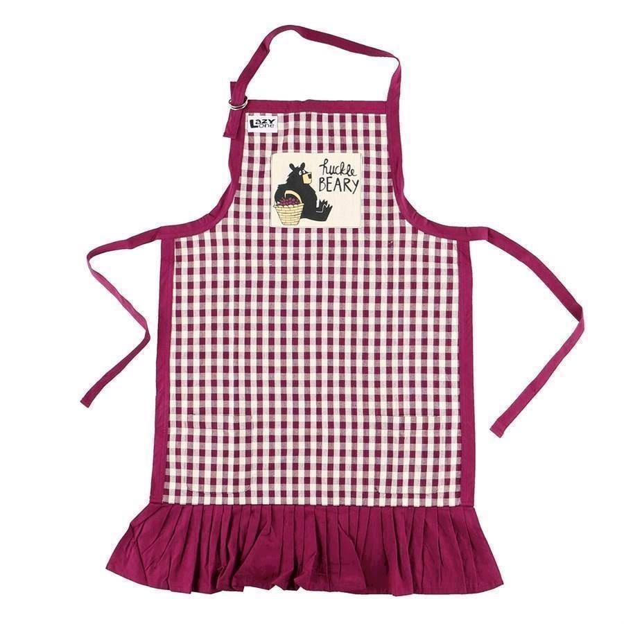 Huckle-Berry Apron