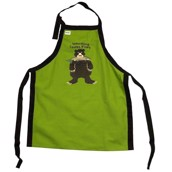 LazyOne Unisex Something Tastes Fishy Apron