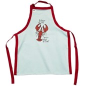 LazyOne Unisex A Pinch of Lobster Apron