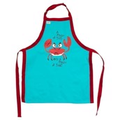 LazyOne Unisex A Pinch of Crab Apron