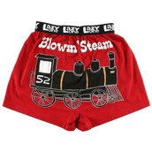 LazyOne Blowin Steam Mens Boxer Shorts