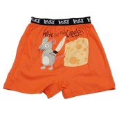 LazyOne Who Cut The Cheese? Boxer Shorts