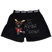 LazyOne Rear in Gear Mens Boxer Shorts