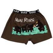 LazyOne Moon River Mens Boxer Shorts