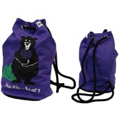 LazyOne Huckle-Beary Tote Bag