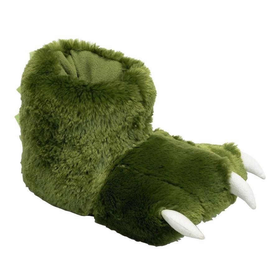 LazyOne Unisex Monster Paw Slipper