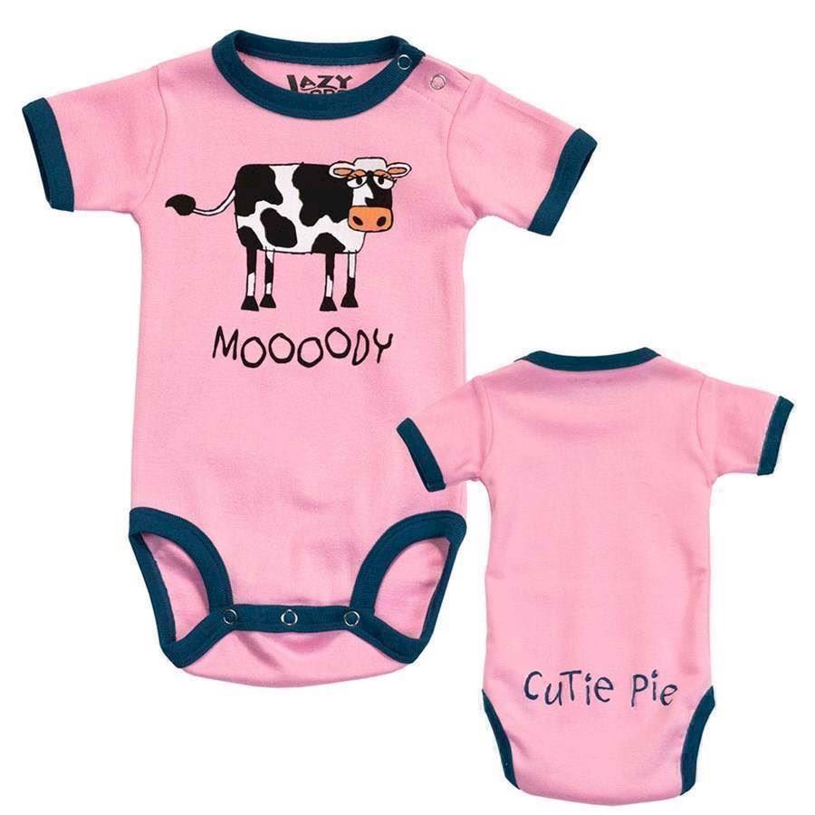 Mooody Girls Creeper, Baby 18 Months