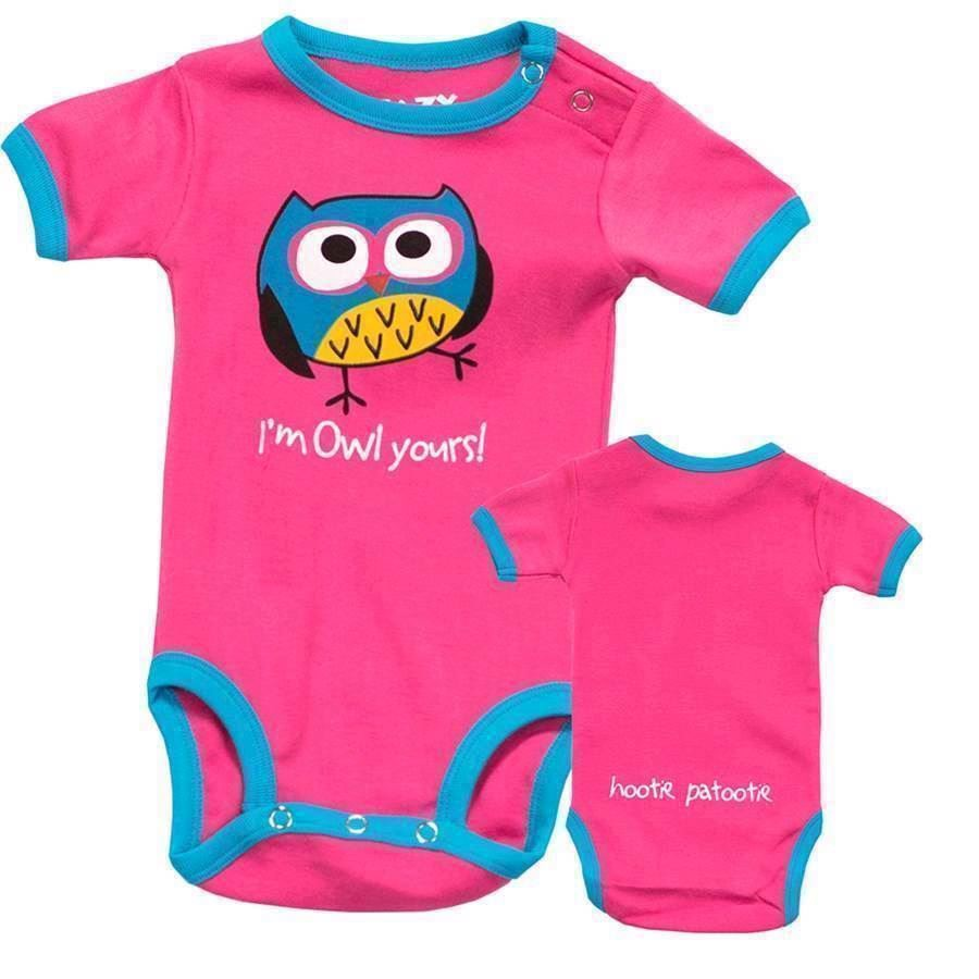 I´m Owl Yours Creeper, Baby 18 Months