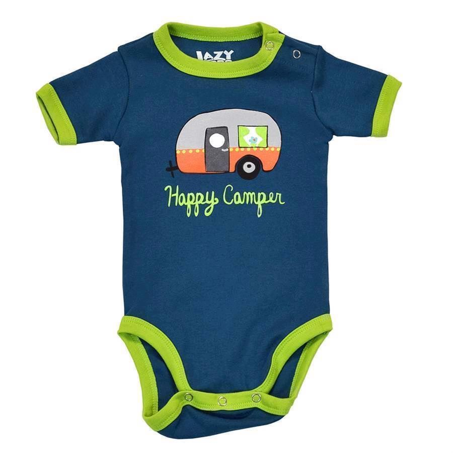 Happy Camper Creeper, Baby 18 Months