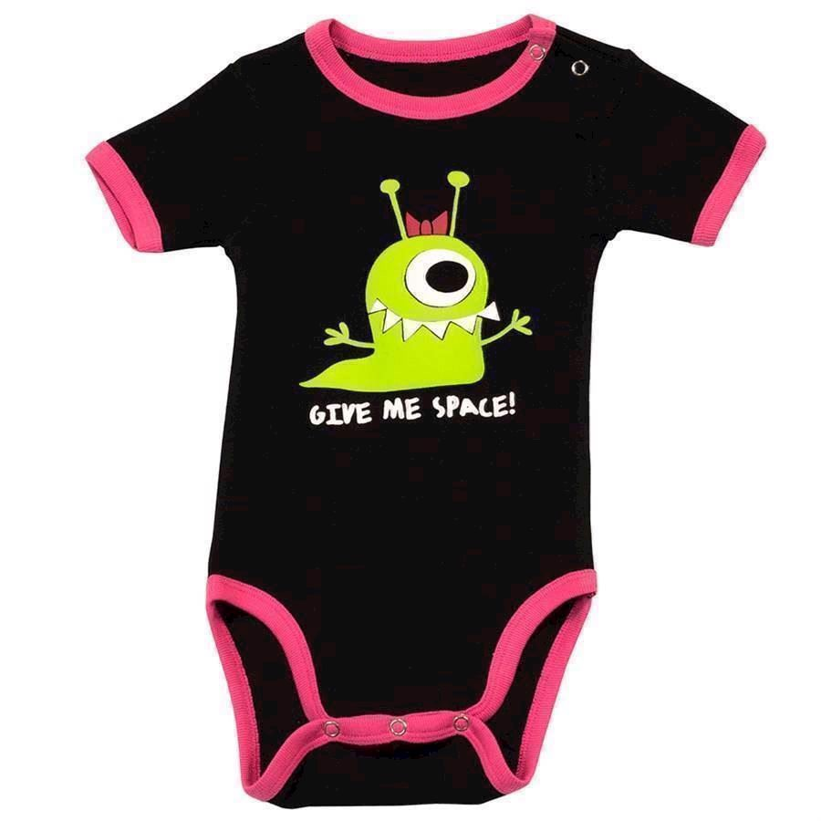 Give Me Space Girls Creeper, Baby 18 Months