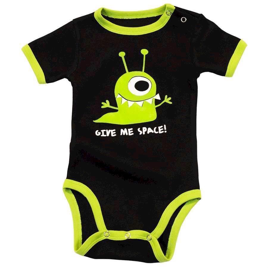 Give Me Space Boys Creeper, Baby 18 Months
