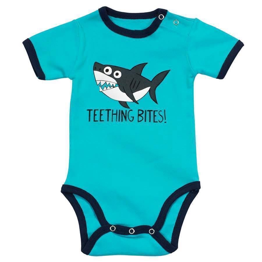 Teething Bites Shark Creeper, Baby 18 Months