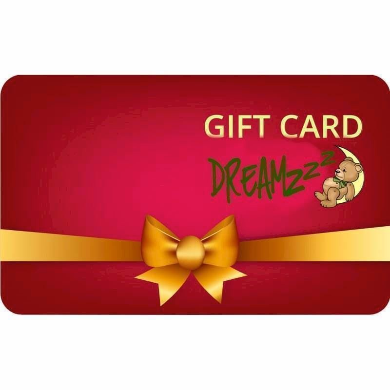 Giftcard for DreamZZZ
