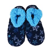 LazyOne Falling to Sleep Fuzzy Feet Slippers