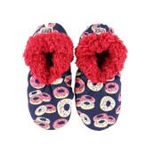 LazyOneDonut Disturb Fuzzy Feet Slippers