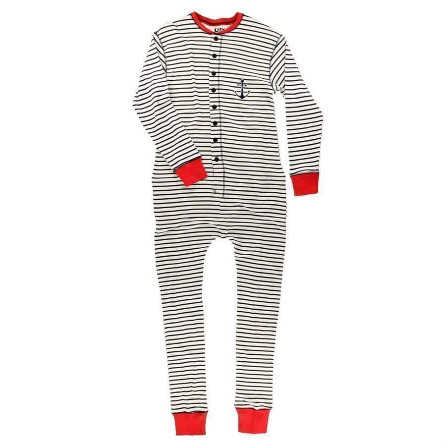 LazyOne Unisex Whale Tail End Flapjack Onesie