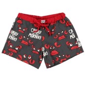 LazyOne Crabby Womens Boxer Shorts