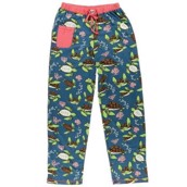 LazyOne Womens Turtley Awesome PJ Trousers