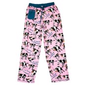 LazyOne Womens Mooody in the Morning PJ Trousers