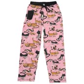 LazyOne Womens Cat Nap PJ Trousers