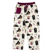 LazyOne Womens Huckle-Berry PJ Trousers