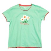 LazyOne Womens Rise and Shine PJ TShirt