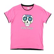 LazyOne Womens Dead Tired PJ TShirt