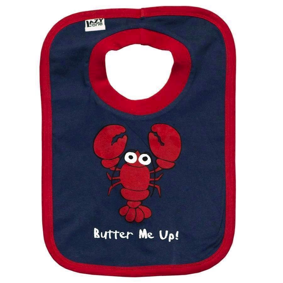 Butter Me Up Baby Bib