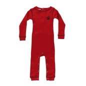 LazyOne Bear Bum Flapjack Infant Onesie