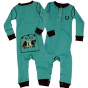 LazyOne Tail End Flapjack Infant Onesie