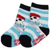 LazyOne Boys Lazy Bones Infant Socks