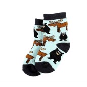 LazyOne UnisexBorn to be Wild Infant Socks