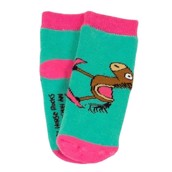 LazyOne Girls My Horse Rocks Infant Socks