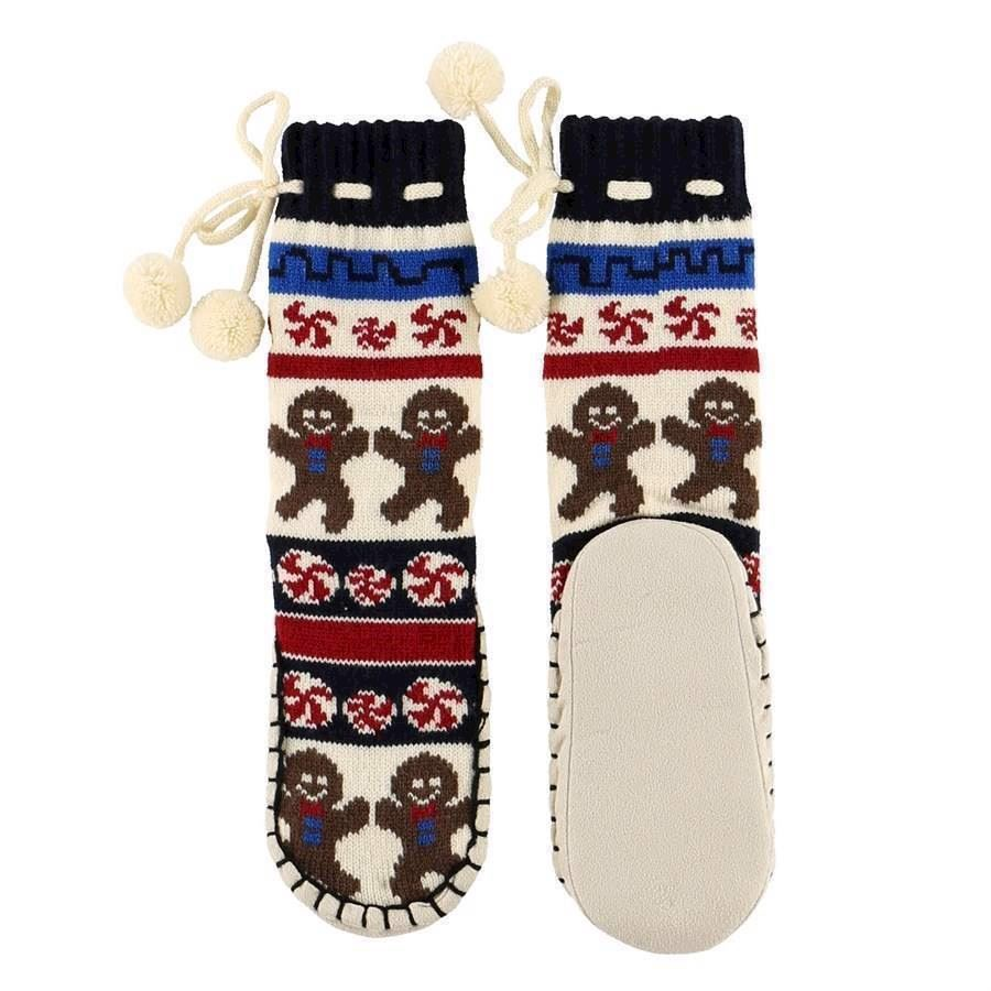 LazyOne Sweet Cheeks Mukluk Slippers