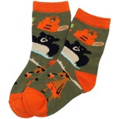 LazyOne Boys Up a Creek Kids Socks