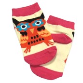 LazyOne Girls I'm Owl Yours Kids Socks