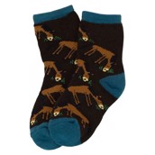 LazyOne Boys Pasture Bedtime Kids Socks