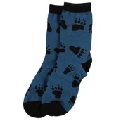 LazyOne Boys Bear Hug Kids Socks