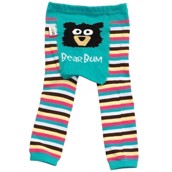 LazyOne Unisex Bear Bum Toddler Leggings