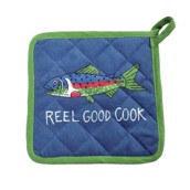 LazyOne Reel Good Cook Pot Holder