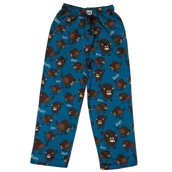 LazyOne Unisex Buffs PJ Trousers Adult