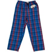 LazyOne Unisex Flannel Bear PJ Trousers Adult