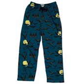 LazyOne Unisex Sleep in the Dark PJ Trousers Adult
