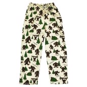 LazyOne Unisex I Believe Bigfoot PJ Trousers